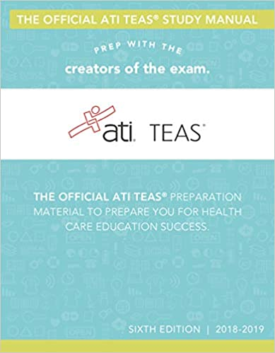 ATI TEAS Study Manual